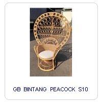 GB BINTANG PEACOCK S10